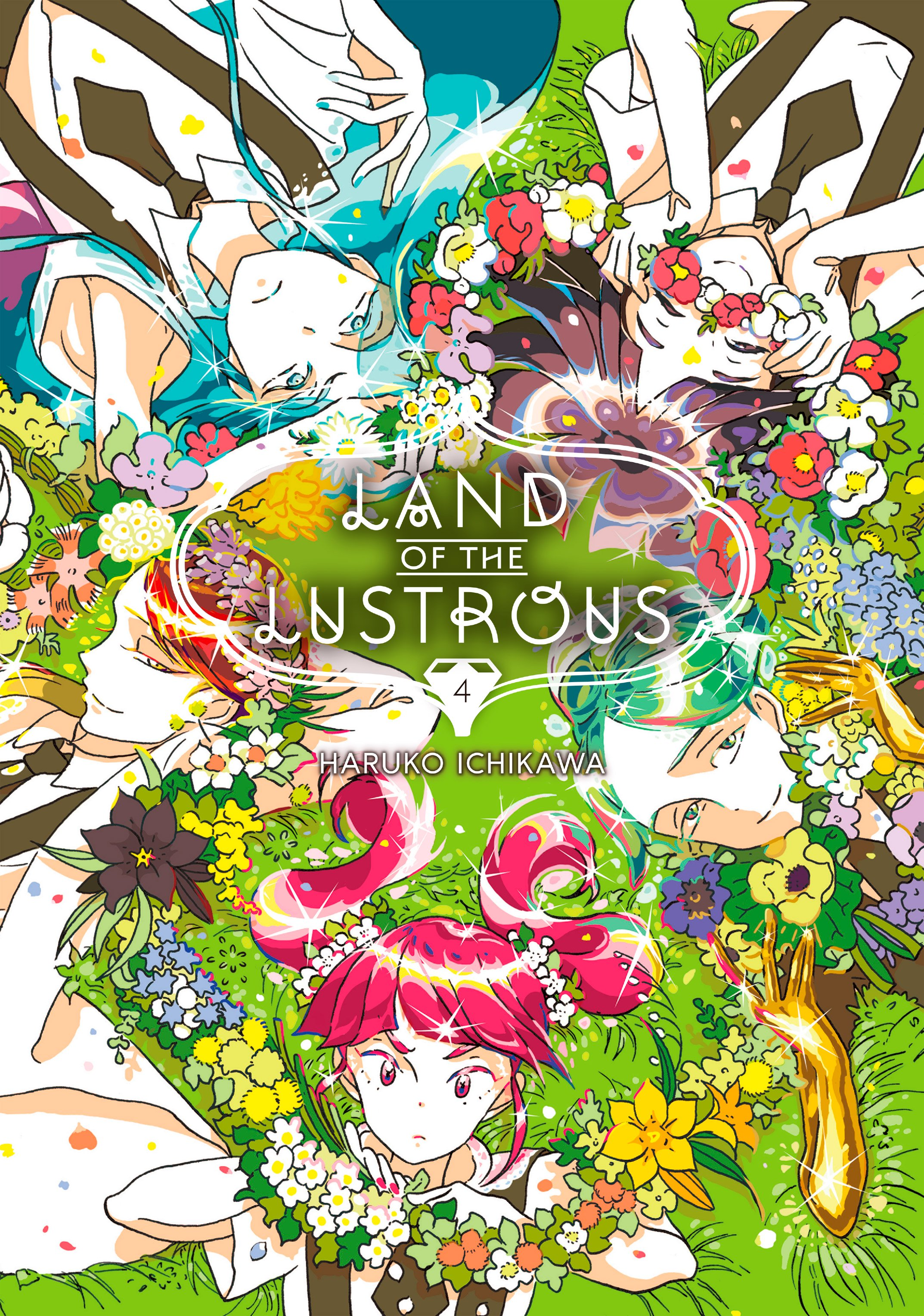 Read Land of the Lustrous - All Chapters | Manga Rock