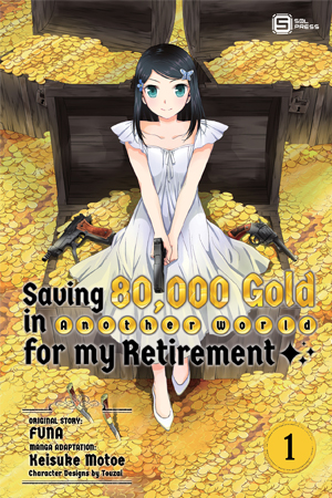 Saving 80,000 Gold in Another World for my Retirement