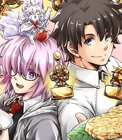 Fate/Grand Order - The Heroic Spirit Food Chronicles